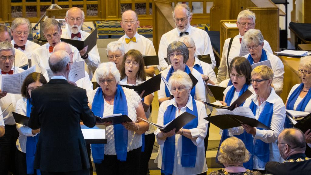 Wellingborough Orpheus Choir - Musical Risotto
